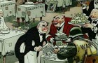 18 illustrations dérangeantes qui représentent les contradictions de la société moderne