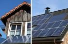 Quelle quantité d'énergie peut-on obtenir en recouvrant toutes les maisons de panneaux solaires ? Des chercheurs suisses donnent la réponse