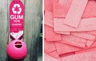 Ein Startup hat einen Weg gefunden, Kaugummi zu recyceln: So wird er wiederverwendet