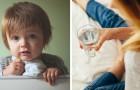 I bambini chiedono sempre un bicchiere d'acqua quando sono già a letto: sapete perché lo fanno?
