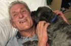 He was in a coma, but his dog's bark made him wake up and today his dog is his