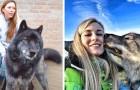 18 Fotos von Wolfshunden, die dich dazu bringen, einen von ihnen in deinen Armen halten zu wollen