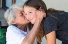 An 11-year-old girl visits a nursing home and with one question manages to make all the residents happy