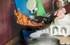 Koken ontspant ons en is goed voor onze geestelijke gezondheid, dat zegt de psychologie