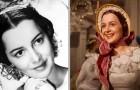 La actriz de Lo que el Viento se LLevó, Olivia de Havilland, ha cumplido 102 años: aquí con toda su belleza