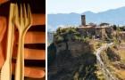 Addio alla plastica: il borgo di Civita di Bagnoregio organizza la prima festa di paese a