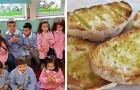 Invece delle merendine, ora nelle scuole del Cilento si mangia pane e olio