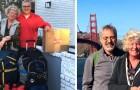 Questa coppia di pensionati ha venduto tutto e ha fatto il giro del mondo in 6 anni: ecco la loro storia