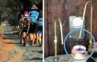 Une fontaine qui offre du vin gratuitement 24h/24 ? Dans ce village italien, c'est une réalité !