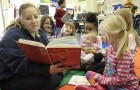 I preziosi consigli di Maria Montessori per avvicinare i bambini alla lettura in maniera naturale