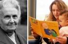 Alcuni consigli per avvicinare i bambini alla lettura, secondo Maria Montessori