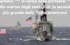 Discusion por radio de un Capitan de una Flota Americana y una presunta nave Española