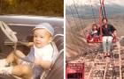 Queste foto d'epoca ci mostrano quanto sia cambiato il concetto di