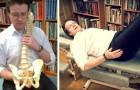 Diese beiden Übungen sind zu Hause einfach durchzuführen und können dazu beitragen, Rückenbeschwerden zu reduzieren