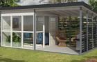 Amazon hat ein Kit für ein Gartenhaus zum Verkauf gestellt, das Sie in 8 Stunden zusammenbauen können