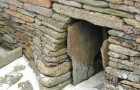 Ein Sturm bringt eine 5000 Jahre alte Siedlung ans Licht: Hier sind die Bilder des