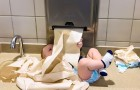 12 adorable photos showing how hard being a parent can be!