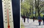 Hier ist die perfekte Temperatur, um friedlich zu leben, laut der Wissenschaft