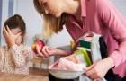 Att göra i ordning barnen för skolan varje dag är jämförbart med en extra arbetsdag