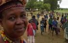 Esta mulher corajosa salvou mais de 800 esposas crianças e as mandou de volta para a escola