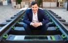 Ein italienischer Unternehmer patentiert energieerzeugende Eisenbahnen aus recycelten Reifen