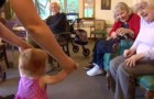 A retirement home opens its doors to children from an orphanage and the social experiment is an undeniable success!