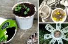 Alcuni modi assolutamente geniali per riciclare le capsule del caffè