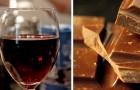 Het recept om langer te leven? Elke dag een glas wijn en een stuk chocolade