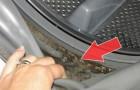 Come eliminare la muffa dalla lavatrice in modo naturale per evitare infezioni e avere un bucato profumato