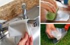 10 modi facili e veloci per usare la carta da forno nei lavoretti casalinghi