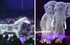 Questo circo utilizza ologrammi al posto degli animali per porre fine allo sfruttamento di creature innocenti