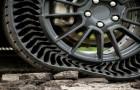 Hier kommt der revolutionäre Airless-Reifen, der keine Pannen fürchtet