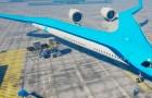 Cet avion en forme de V a été conçu par un étudiant et permettra d'économiser 20 % de carburant