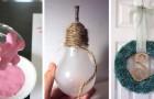 Il fai-da-te non ha limiti, ecco alcuni esempi di lavori realizzati con materiali davvero insoliti