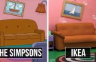 IKEA recrée les salons de 3 célèbres séries TV avec ses produits, et le résultat est impeccable