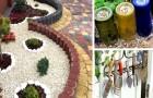 Volete rivoluzionare il design del vostro giardino o cortile? Ecco idee e spunti veramente originali