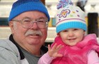 Kinder wachsen glücklicher auf, wenn ihre Großeltern an ihrer Seite sind