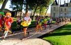 Bienvenue au marathon où les athlètes mangent du fromage et boivent du vin