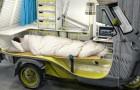 Die Piaggio-Ape wird in ein Wohnmobil für fantastische Roadtrips verwandelt: Hier ist Bufalino