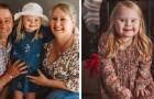 Esta niña con el síndrome de Down ha comenzado su carrera de modelo a tan solo 7 años