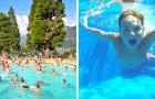 Hast du dich jemals gefragt, wie viel Pipi es im Swimmingpool gibt? Einige Studien haben Ergebnisse verbreitet, die nicht beruhigend sind
