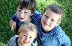 Jongere broers en zussen zijn aardiger, leuker en ontspannender: een studie bevestigt dit