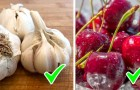 10 natural foods will help you lower your blood sugar levels without you even realizing it!