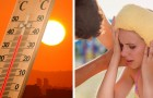 Sunstroke and heat exhaustion! Here are all the tips to deal with hot weather temperatures!