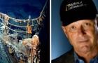La straordinaria storia di Robert Ballard, l'uomo che ha fotografato il Titanic in fondo all'oceano