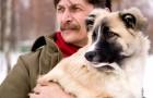 La bellezza del rapporto fra uomo e cane racchiusa in una poesia davvero emozionante