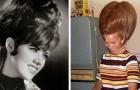 Queste gigantesche acconciature anni '60 vi strapperanno di sicuro un sorriso