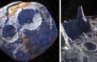 Die NASA hat einen Asteroiden entdeckt, der so reich an Gold ist, dass er alle Bewohner der Erde