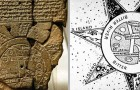 Dit is de oudste geografische kaart in de geschiedenis: het is 2600 jaar oud en komt uit Mesopotamië