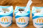 Lotta alla plastica: Mc Donald's sostituisce il contenitore del famoso Mc Flurry con un bicchiere ecologico